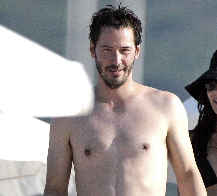 Keanu Reeves bulge photos