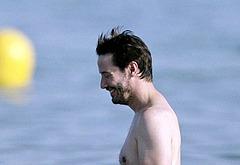 Keanu Reeves paparazzi