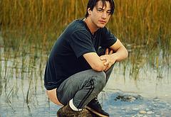Keanu Reeves ass