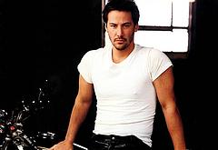 Keanu Reeves bulge