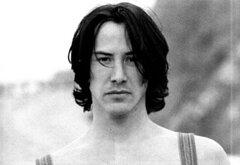 Keanu Reeves frontal nude