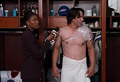 Keanu Reeves shirtless movie scenes