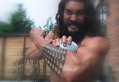 Jason Momoa muscle