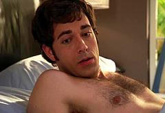 Zachary Levi penis scenes