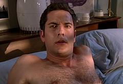 Zachary Levi sexy movie scenes