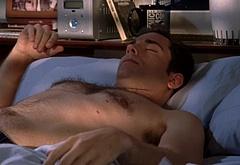 Zachary Levi shirtless movie