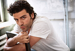 Oscar Isaac photoshoot