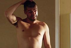 Oscar Isaac naked movie scenes