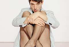 Ezra Miller hot