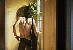 Ezra Miller naked photoshoots