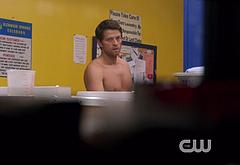 Misha Collins naked movie scenes