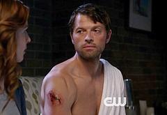Misha Collins nudes scenes