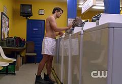 Misha Collins nudity scenes
