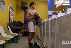 Misha Collins underwear scenes