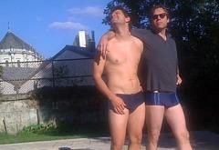 Misha Collins gay sex