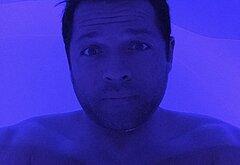 Misha Collins naked