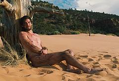 Ben Barnes frontal nude