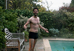 Ben Barnes shirtless movie scenes
