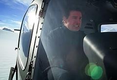 Tom Cruise oops
