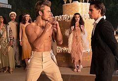 Peyton Meyer shirtless movie scenes
