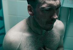 Sam Claflin shower video