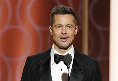 Brad Pitt dress