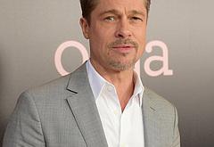 Brad Pitt hot