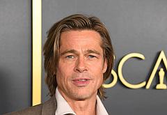 Brad Pitt news