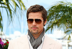 Brad Pitt photoshoots