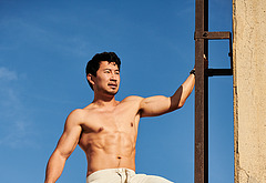 Simu Liu dick photos