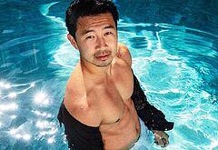 Simu Liu frontal nude