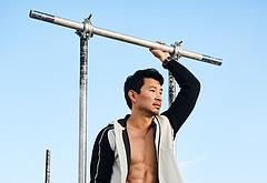 Simu Liu sexy