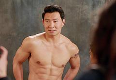 Simu Liu frontal nude video