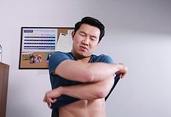 Simu Liu nude movie scenes