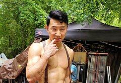 Simu Liu nudes shots