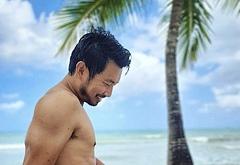 Simu Liu private shots