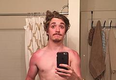Kyle Gallner nude photos