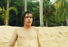 Nick Robinson nude penis photos