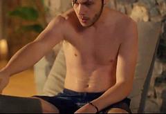 Nick Robinson underwear scenes