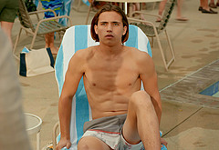 Tanner Buchanan nudity movie scenes