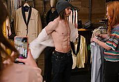 Tanner Buchanan shirtless movie scenes