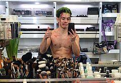 Ryan Potter shirtless leaks
