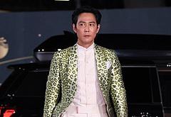 Lee Jung-jae paparazzi