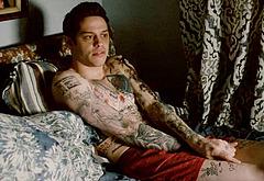 Pete Davidson nude movie scenes
