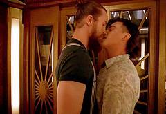 Finn Wittrock gay sex scenes