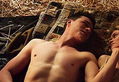 Finn Wittrock nudes scenes