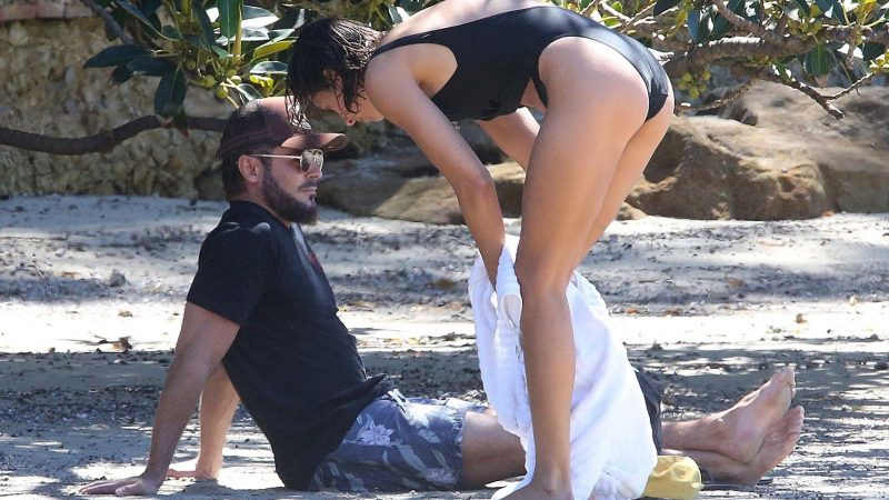 Heartthrob Zac Efron Had A Great Time With His Girlfriend Vanessa Valladares