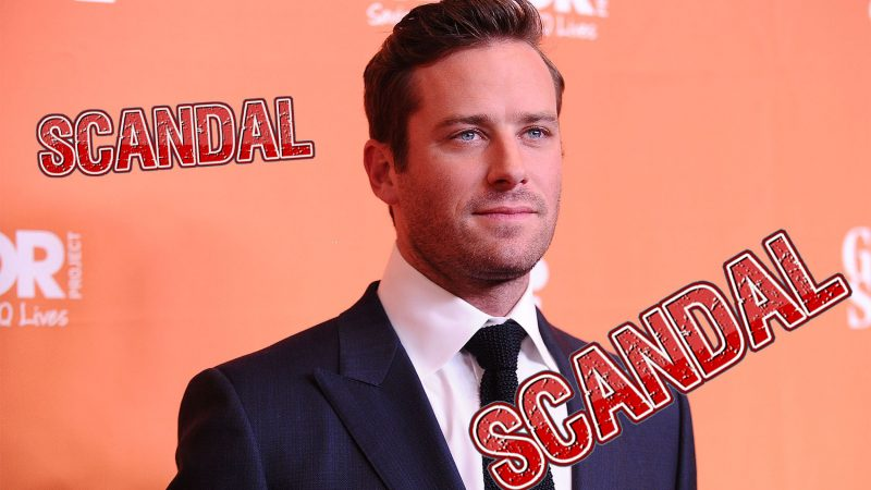 Armie Hammer caught in cannibalism fetish scandal