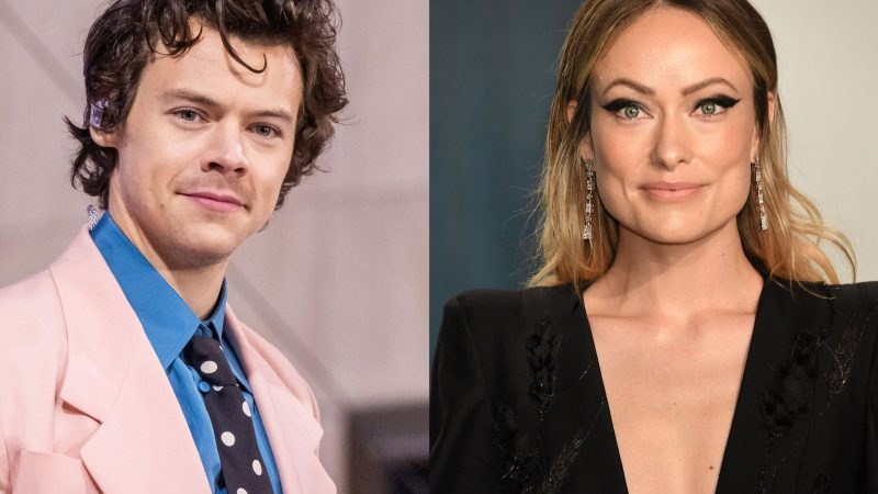Meet The New Star Couple – Harry Styles And Olivia Wilde!