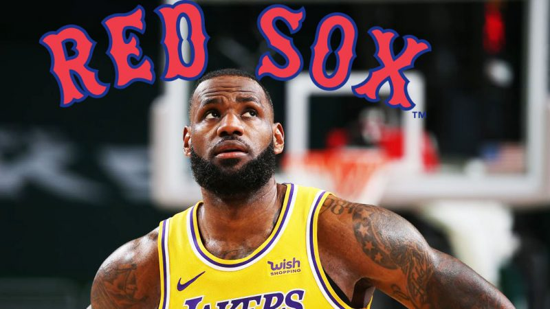 LeBron James expands his empire to become part-owner of the Boston Red Sox
